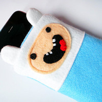 Finn iPhone Case / Cozy / Sleeve / Cover by yummypocket on Etsy