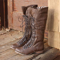 Upper Country Boots
