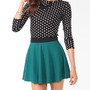 Polka Dot T-Shirt