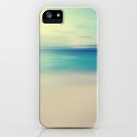 Beach iPhone Case by Ally Coxon | Also available as print|canvas|laptop &amp; ipad skins| pillows and more at Society6