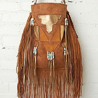 Enshalla Free People Clothing Boutique > Metallic Tiki Tote