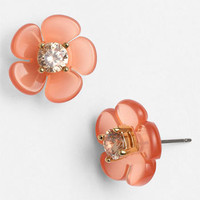 Tory Burch &#x27;Flora&#x27; Stud Earrings | Nordstrom