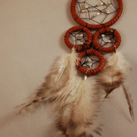 Dream Catcher Pearl Necklace by BeYouTiFuLbyLindZ on Etsy