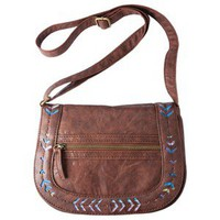 MOSSIMO SUPPLY CO. Brown Khole Crossbody
