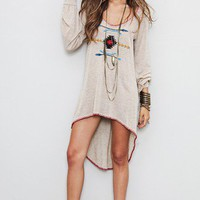 As Is - The Long Sleeved Tunic Dress