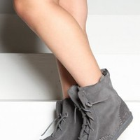 keds - women's ch shearling boot (grey) - Keds | 80's Purple
