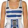 Ladies R2-D2 Tank Dress