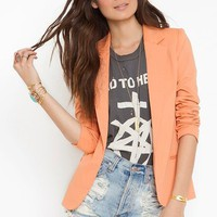 Bryant Blazer  in  What&#x27;s New at Nasty Gal