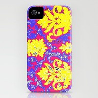 Vintage Wallpaper No.8 iPhone Case by Romi Vega | Society6