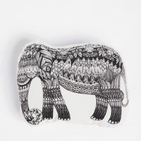 Urban Outfitters - The Rise and Fall Etched Elephant Pillow