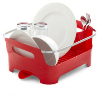 Chore I Can Dish Rack in Red