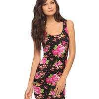 Bouquet Bodycon Dress | FOREVER21 - 2011409408