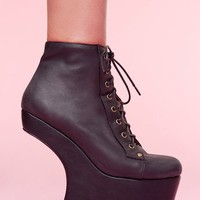 Night Lita Platform in Shoes at Nasty Gal