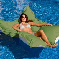 Oversized Floating Lounge  @ Sharper Image