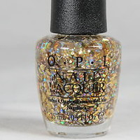 OPI Nail Polish WHEN MONKEYS FLY! T58 Disney's Oz The Great and Powerful Gold