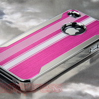 For iPhone 4 4S Hot Pink...