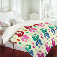 DENY Designs Home Accessories | Sharon Turner Candy Rock Duvet Cover