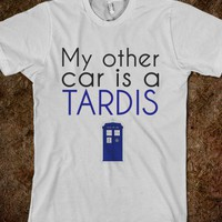 My Other Car is a TARDIS - Stuff