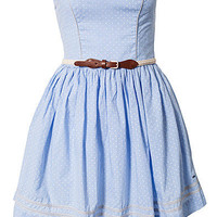 Faye Piping Dress, Hilfiger Denim