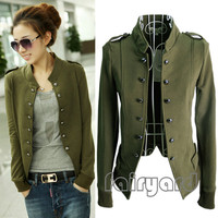 Lady Size S M L Jacket E...