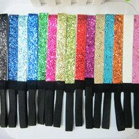Mix 10pcs GLITTERY Headb...
