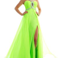 Mac Duggal 64416L Dress - NewYorkDress.com