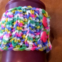 Colorful Variegated Mug Cozy