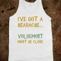 Voldemort Must Be Close... - Text First