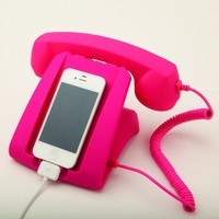 Pink Talk Dock - Whimsical & Unique Gift Ideas for the Coolest Gift Givers