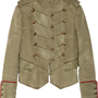 Joseph|Nathe cotton and linen-blend military jacket|NET-A-PORTER.COM