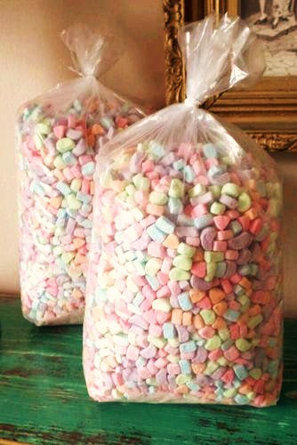 large bag of only lucky charms dehydrated from
