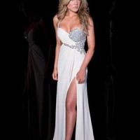 Jasz Couture Dress 4815 at Peaches Boutique