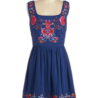 Judy Blue Skies Dress | Mod Retro Vintage Dresses | ModCloth.com