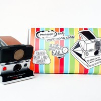 Limited Edition Polaroid SX-70 - The Photojojo Store!