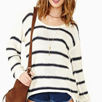 Catalano Striped Knit
