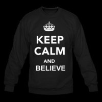 Unisex ||  || Believe Tour Sweatshirt