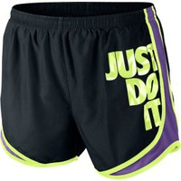 Nike Women&#x27;s JDI Graphic Tempo Shorts - Dick&#x27;s Sporting Goods