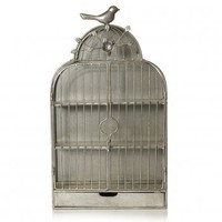 Vintage Birdcage Bathroom Cabinet Oliver Bonas