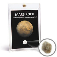 Authentic Mars Rock