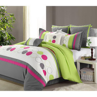 Sporty 8-piece Comforter Set | Overstock.com