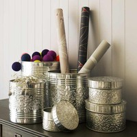 The Flory Storage tins