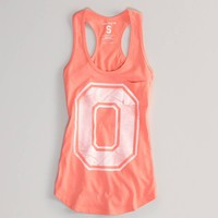 Ohio State Neon Vintage Tank | American Eagle Outfitters