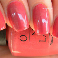 OPI Nail Polish &quot;GRAND CANYON SUNSET&quot; L30