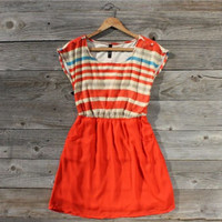 Fading Sun Dress, Sweet Women's Country Clothing