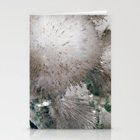 Furry Crystal  Stationery Cards by Revital Naumovsky | Society6