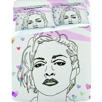 Nicole Martinez Madonna Sheet Set