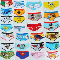 Girl/Women/Lady Sexy Cute Cartoon Boxers Underwear Brief Pants Shorts Free Size