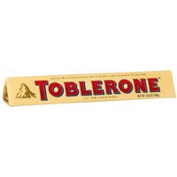 Toblerone Swiss Milk Chocolate with Honey and Almond Nougat, 3.52-Ounce Bars (Pack of 12): Amazon.com: Grocery & Gourmet Food
