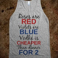 Vodka Poem - Jordan Designs