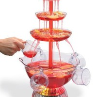 4 Tier Lighted Party Pun...